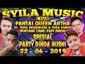 SYILA LIVE QUEEN ARTHA SPESIAL PARTY DINDA HUSNI - REMIX LAMPUNG 2019  Aahheee