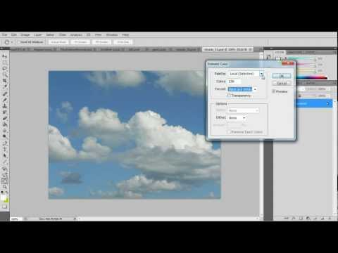 Photoshop Color by Number Tutorial