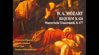 W. A. Mozart, Requiem: Introitus. Jordi Savall & Le Concert des Nations