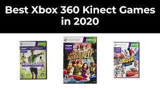 Best Xbox 360 Kinect Games in 2020