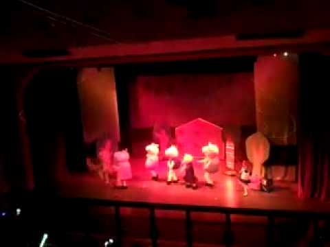 Pepa la cerdita  teatro de la reforma Matamoros t Travel Video