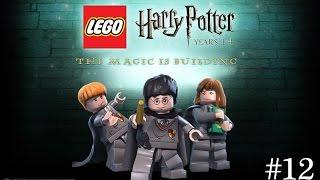 Lego Harry Potter Years 1-4: #12 GOTTA CATCH THE TRAIN