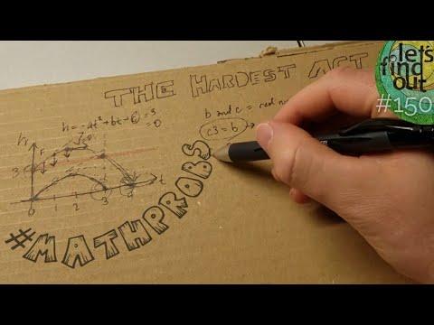 ASMR hard (but fun) Math problems | ACT/SAT level