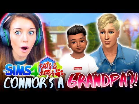 MEET CONNER'S GRANDCHILD!