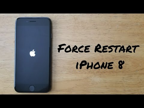 How to force restart iPhone 8 / 8 Plus,  X (10), 7 / 7 Plus