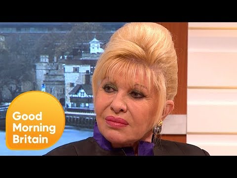 Life as Donald Trump\'s Wife: Ivana Trump Speaks Out! | Good Morning Britain