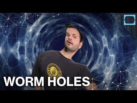 How Do Wormholes Actually Work?