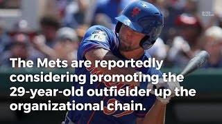 Report: Mets Consider Promoting Tebow In Minors