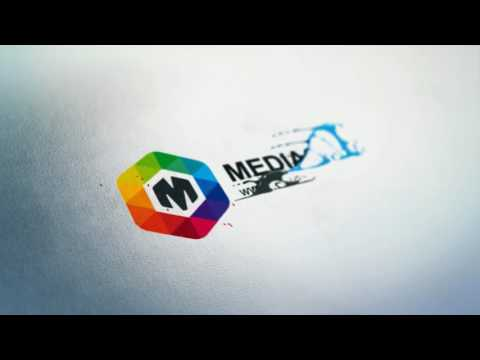 After Effects Template - Corporate Logo V19 Liquid Hand Drawn
