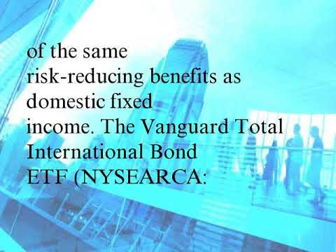 Lowering Portfolio Volatility With Certain Bond ETFs (AGG, BND)