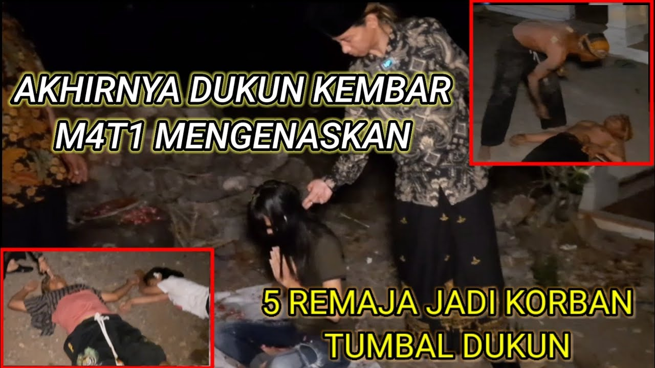 Download [LIVE] GNS PERANG SAMPAI M4T1 vs DUKUN SANTET KEMBAR DAMPIT