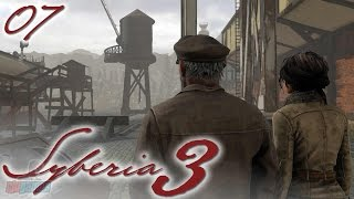 Syberia 3 Part 7 | PC Gameplay Walkthrough | Adventure Game Let