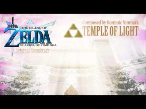 Legend of Zelda Ura - Temple of Light Music