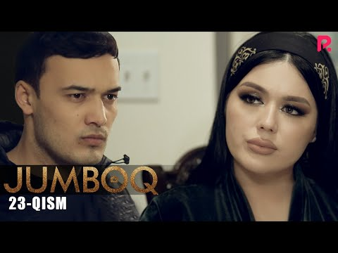 Jumboq 23-qism (milliy Serial)   Жумбок 23-кисм (миллий сериал)
