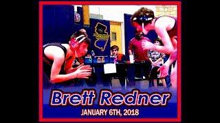 Brett Redner BBYC @ Mt Lakes 1-6-18 Match Video thumbnail