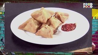 Mushroom Parcels | Turban Tadka | Chef Harpal Singh | FoodFood