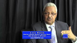 Interviews That Matter - Lash Green, Port Authority of New York and New Jersey