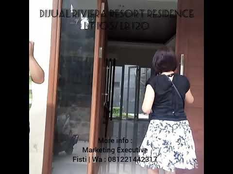 Dipasarkan Riviera Resort Residence di Gegerkalong, Bandung Utara