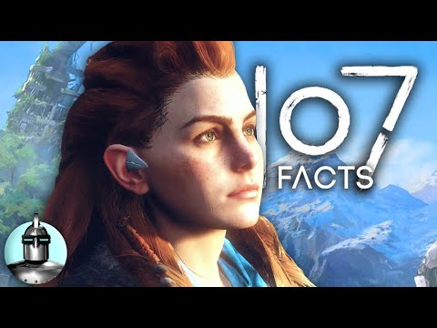 Generate 107 Horizon Zero Dawn FACTS YOU Should Know | The Leaderboard Pics