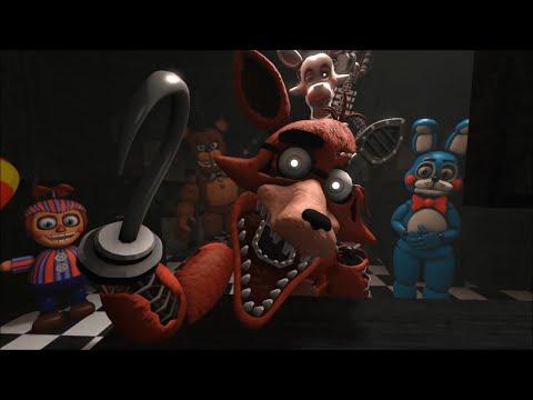 [SFM] 5 AM at Freddy's: The Prequel