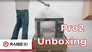 Pro2 Series Unboxing and Setup Getting Started Guide | RaiseAcademy