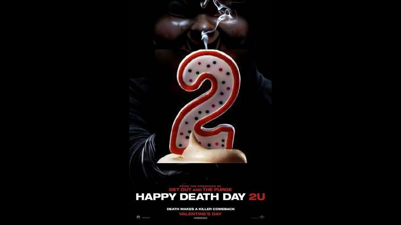 Image result for happy death day 2u poster
