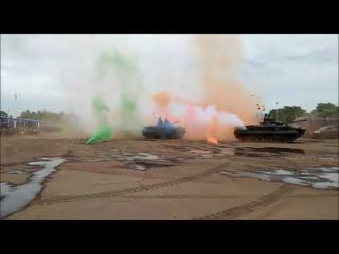 Korps Marinir Peringati HUT ke 72 di Brigif 2 Cilandak