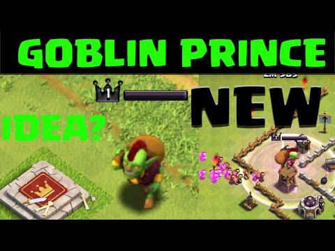 Clash of Clans NEW HERO GOBLIN PRINCE/ Goblin King IDEA?!?!?!