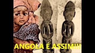 VUNGÍ - ERÊ- IBEJÍ ANGOLA É ASSIM!!!