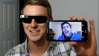 Repeat youtube video Google Glass Explorer Edition 2.0 Unboxing and First Impressions