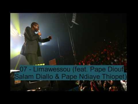 Youssou N'Dour - Bercy 2013 - Limawessou (feat. Pape Diouf, Salam Diallo & Pape Ndiaye Thiopet)