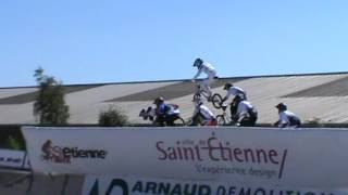 SAINT ETIENNE   Championnats de France BMX 2016   Finale cadet