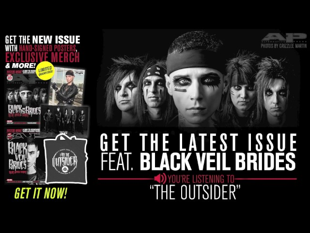 Black Veil Brides The Outsider New Song 2016