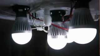 ガミラス冥王星基地 (自作LEDシーリングライト) thumbnail