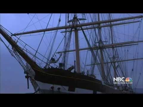 Joe Rosato Jr.'s Emmy winning video - 1st Saturday Shanty Sing At Hyde St Pier San Francisco
