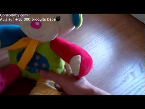 Doudou MP3 Babysun : test