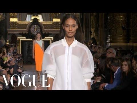 Fashion Show - Stella McCartney: Spring 2013 Ready-to-Wear