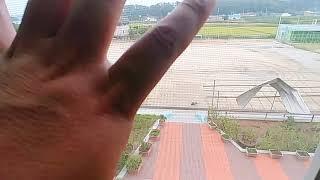 인천 송해초등학교 창문형방진필터로 미세먼지 이산화탄소 …