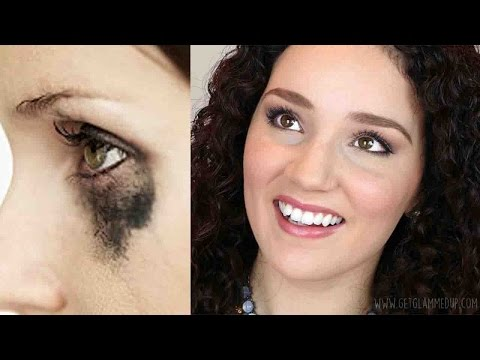 How To Prevent Eyeliner & Mascara From Smudging