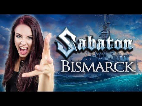 Bismarck - Sabaton ( Cover By Minniva Ft. Quentin Cornet )