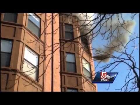 $2.5 million fire burns Back Bay apartments