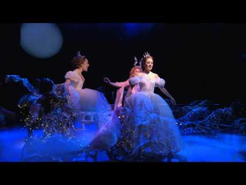 Rodgers + Hammerstein's CINDERELLA on Broadway -- Montage