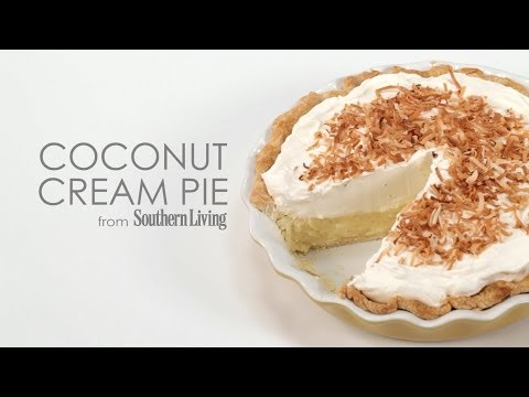 How to Make the Best Coconut Cream Pie | MyRecipes
