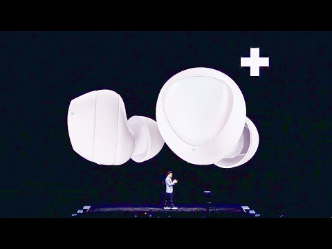 Samsung's new earbuds