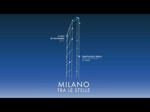 Milano tra le Stelle - 30 novembre 2015 - 19.30/22.00