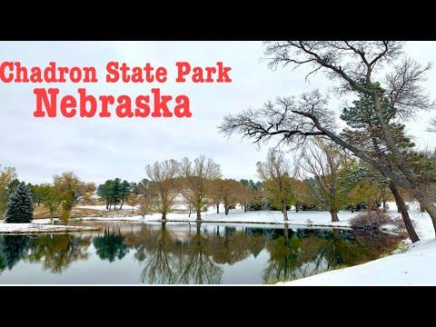 Chadron State Park Nebraska