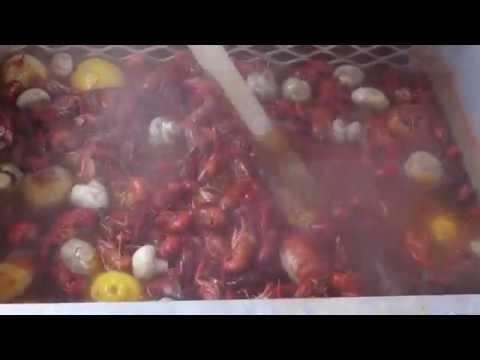 Mud Hornets Crawfish Catering