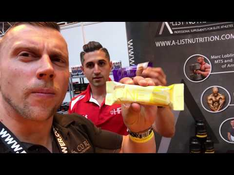 DOUG MILLER AT BODYPOWER 2017-Day 1 & 2