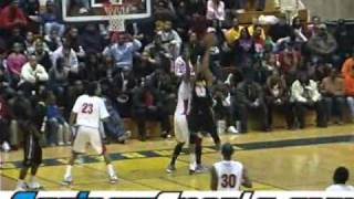 saginaw high vs Flint northern boys basketball district final
