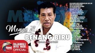 Cover images Meggy Z - Benang Biru - Official Music Video
